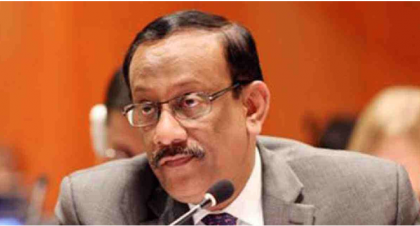 Ex-FS Shahidul Haque tests positive for COVID-19
