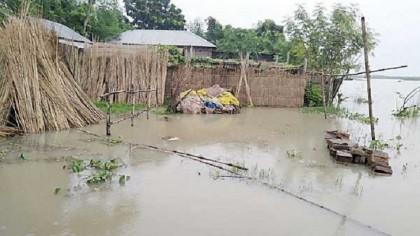Flood situation in Ganges basin further improves