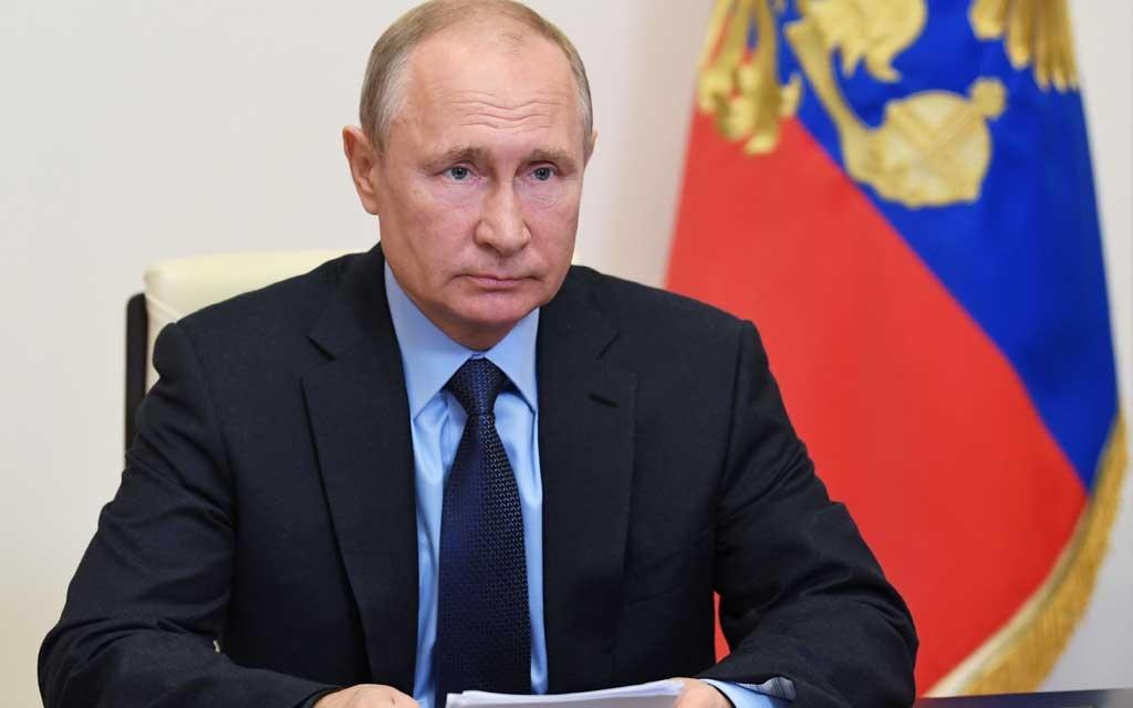 Putin says Russia is 'first' to develop coronavirus vaccine