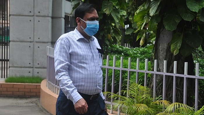ACC quizzes ex-health DG Azad