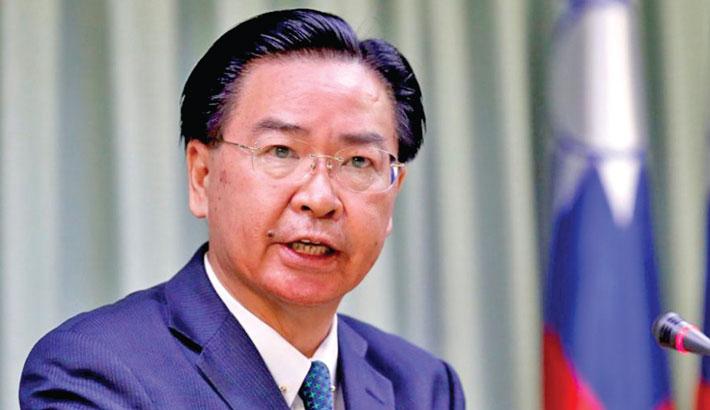 China trying to turn Taiwan into 'next Hong Kong'