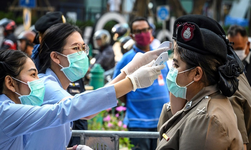 Chinese mainland reports 25 new confirmed COVID-19 cases