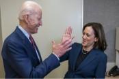 Biden picks Kamala Harris to be first black woman VP