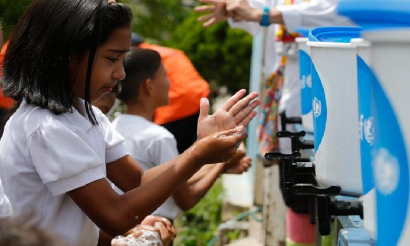 Hand washing facilities must for safe reopening of schools: WHO