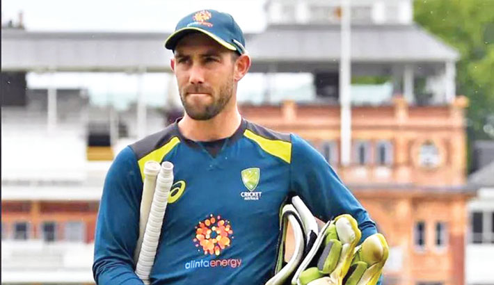 Maxwell opens up about mental health
