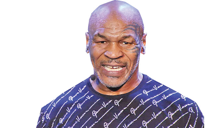Mike Tyson comeback fight delayed