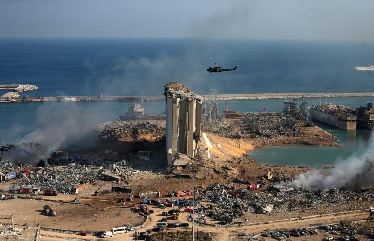 Beirut blast damage cost tops $15 billion: Lebanon president