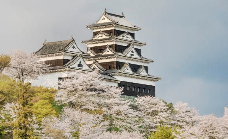 Japan's first-ever hotel in a wooden castle breathes new life