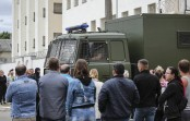 Over 60 journalists detained after election in Belarus