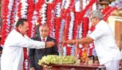 Lankan president strengthens Rajapaksa dynasty in new govt