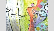 Lockdown Sets Creativity Free
