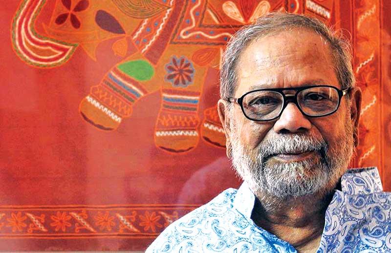 Eminent artist Murtaja Baseer hospitalised