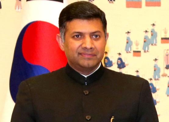 Vikram Doraiswami new Indian High Commissioner