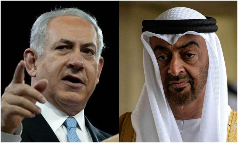 How the world reacted to UAE, Israel normalising diplomatic ties