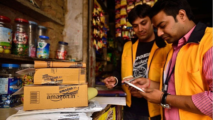 Amazon launches online pharmacy in India