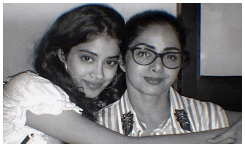 Janhvi Kapoor remembers her mother Sridevi on her birth anniversary