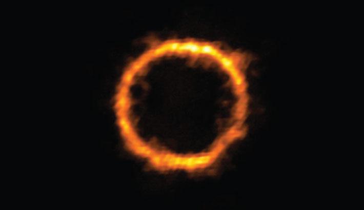 'Baby' Milky Way discovered 12b light years away