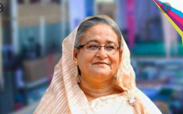 PM for building non-communal, poverty-free Bangladesh