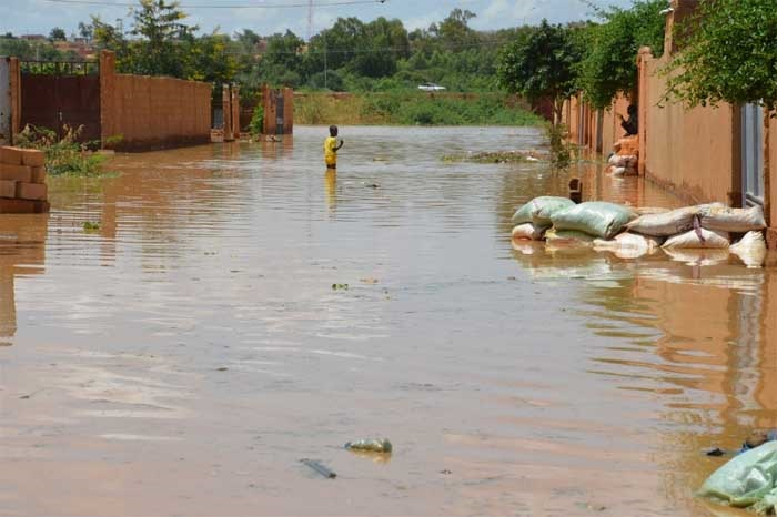 33 dead in Niger floods