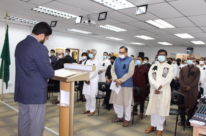High Commission of Bangladesh in Singapore observes National Mourning Day