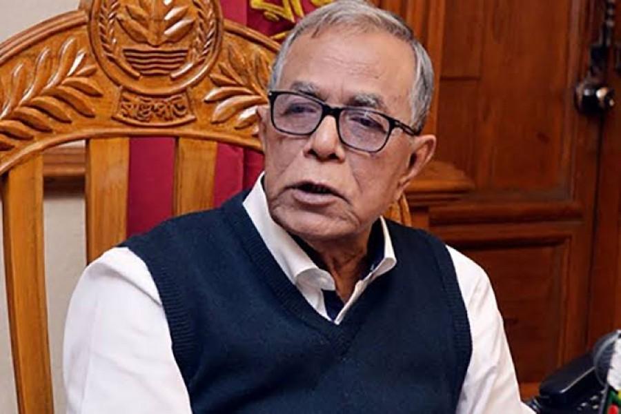 """Zia proposed me to be minister after Bangabandhu killing"": President"