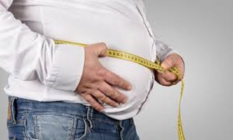 Obesity raises the risk of death from COVID-19 in men