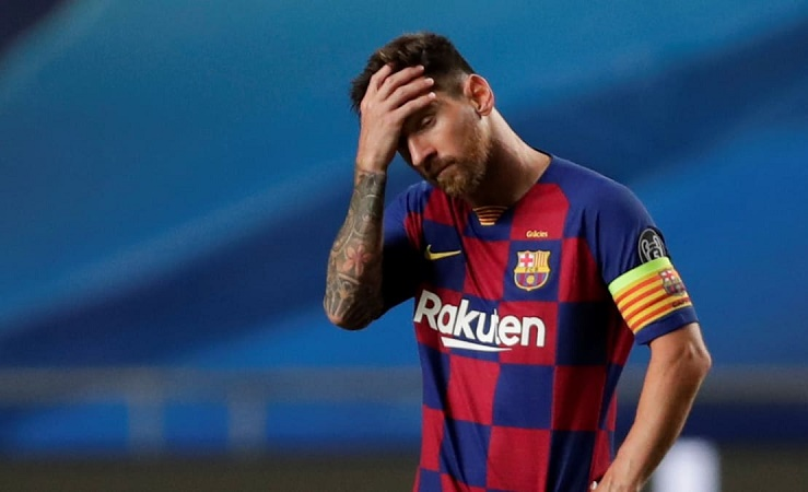 Brutal Bayern hit eight in stunning defeat of Barcelona