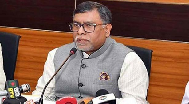 Infection rate of COVID-19 decreasing in Bangladesh: Maleque