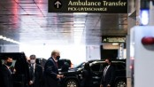 Trump visits brother in New York hospital