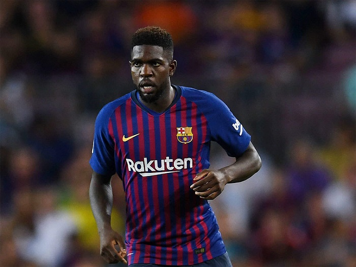 Barca defender Umtiti tests positive for coronavirus