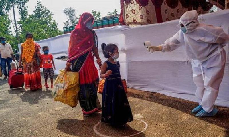 Coronavirus: India reports 50,099 deaths