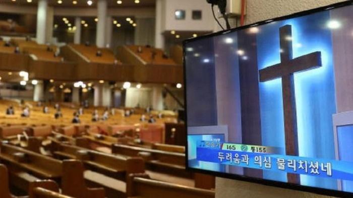 South Korea church coronavirus cluster causes alarm