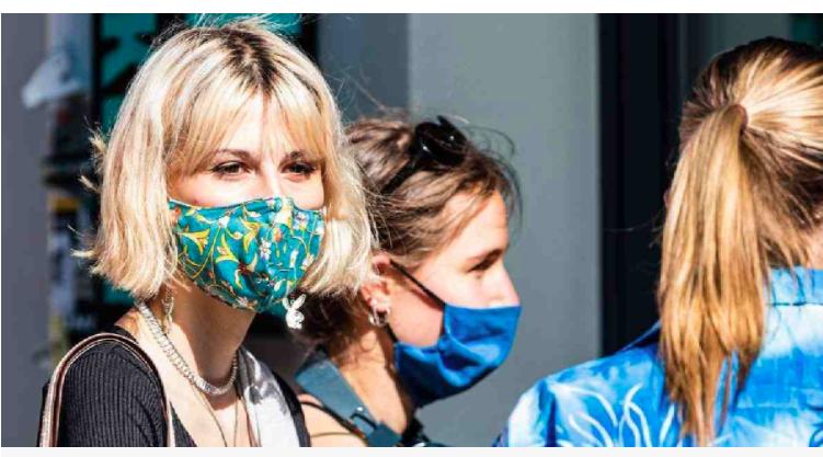 Masks help reduce COVID-19 transmission: Study