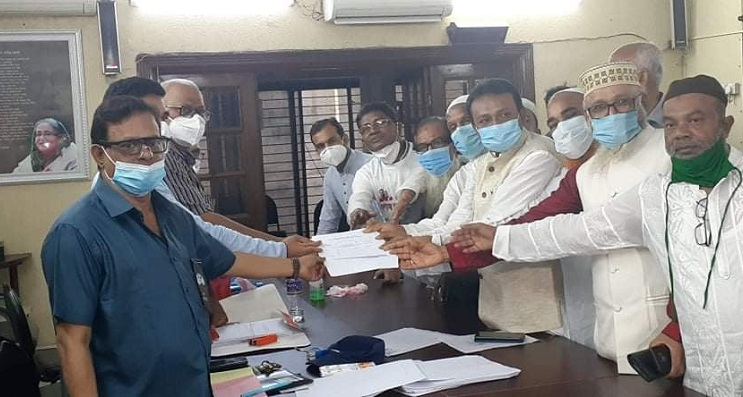 20 candidates collect AL nomination papers for Dhaka-5 by polls