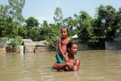 Red Crescent Society working to ensure safety of flood victims