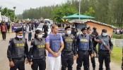 Sinha murder: 7 cops including OC Pradeep put on remand again