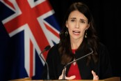 New Zealand PM says gunman deserves lifetime of 'utter silence'