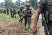 DR Congo militia kills 24 in troubled Beni region