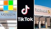 Walmart joins Microsoft in bid for TikTok's US operations