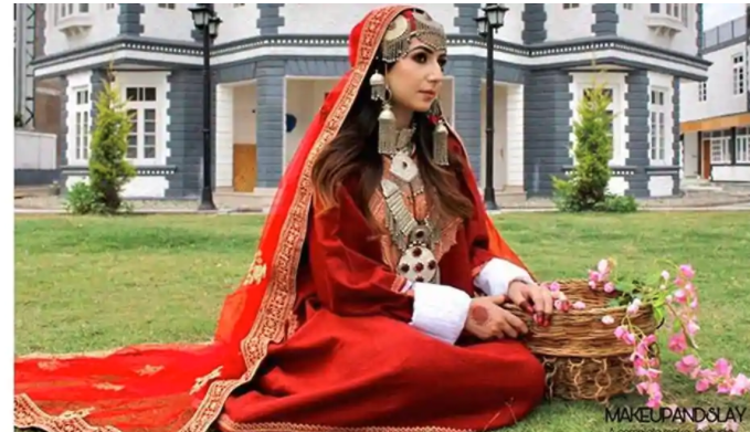 Young woman inspires as promising bridal fashion studio owner in Srinagar