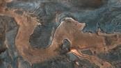 NASA shares image of 'dragon' patrolling Melas Chasma on Mars