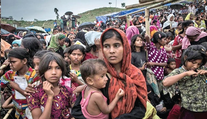 How long Bangladesh will bear Rohingya burden