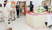 World leaders mourn death of Pranab