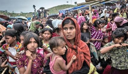 How long Bangladesh will  bear Rohingya burden