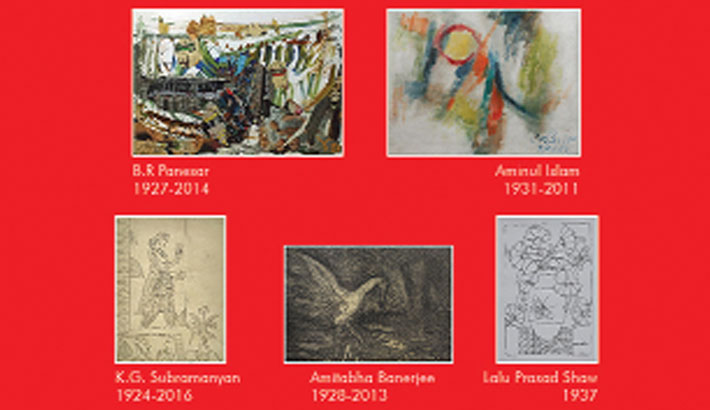 Group art exhibition 'September Select' at Galleri Kaya