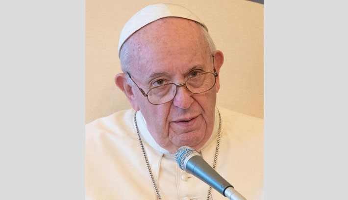 Speaking ill of people worse than corona: Pope
