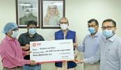Postal Dept receives share of Tk 11.2m from Nagad