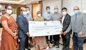 Unilever, BAT, Banglalink donate Tk 170m to welfare fund