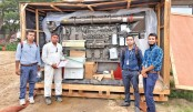 Energypac delivers 16 marine engines to Bashundhara Group