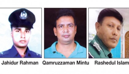 3 cops jailed for life